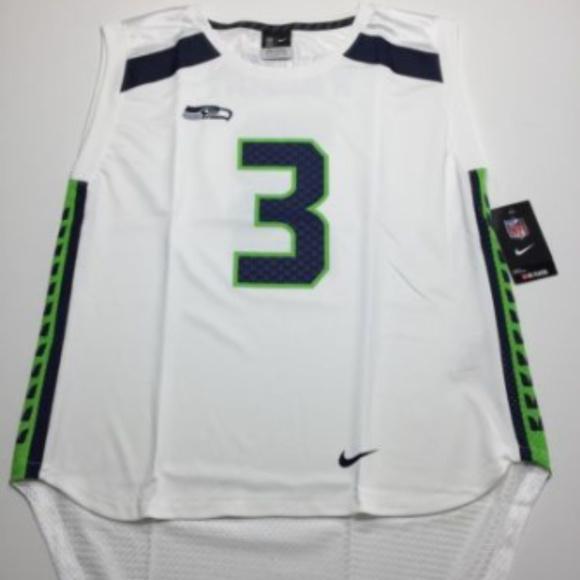 Russell Wilson Seattle Seahawks Nike Jersey ce52e51f0